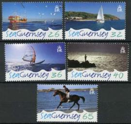 Guernsey, michel 1001/06, xx