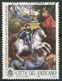 Vaticaan, michel 1458, o