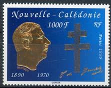 N.Caledonie, michel 1033, xx