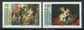 Liechtenstein, michel 1227/28, xx