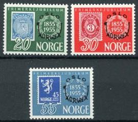 Noorwegen, michel 393/95, xx