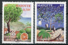 Mayotte, michel 253/54, xx