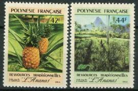 Polynesie, michel 574/75, xx