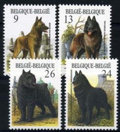 Belgie, michel 2565/68, xx