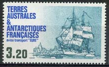Antarctica Fr., michel 227 , xx