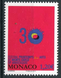 Monaco, michel 3178, xx