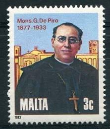 Malta, michel 686, xx