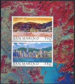 San Marino , michel blok 22 , xx