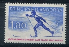 Andorra Fr., michel 304, xx