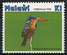 Malawi, michel 355, xx