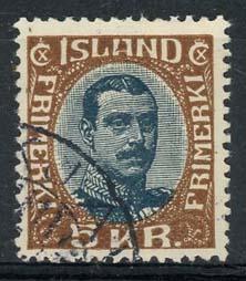 IJsland, michel 98 , o