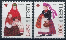 Estland, michel 729/30, xx