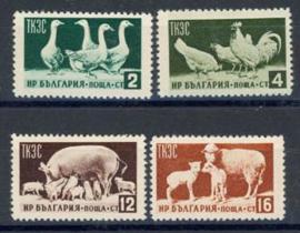 Bulgarije, michel 935/38, xx