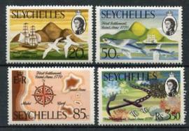 Seychelles, michel 274/77, xx