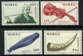 Noorwegen, michel 783/86, xx