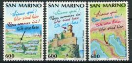 S.Marino, michel 1435/37 A, xx