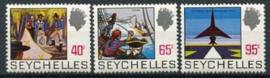 Seychelles, michel 313/15, xx