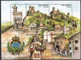 San Marino , michel blok 31 , xx