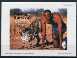 Namibie, michel blok 41, xx