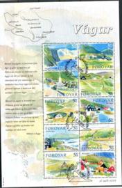 Faroer, michel kb 513/22, o