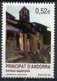 Andorra Sp., michel 311, xx