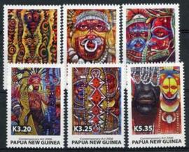 Papua N. Guinea, michel 1180/85, xx
