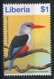 Liberia, michel 1806, xx
