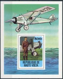 Haute Volta, michel blok 49, xx
