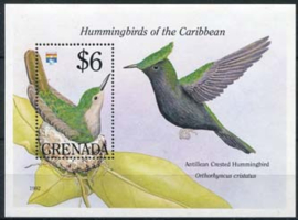 Grenada , michel blok 306, xx