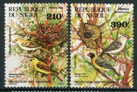 Niger, michel 948/49, xx