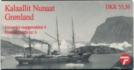 Groenland, MH 327/28, o
