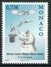 Monaco , michel 2956, xx