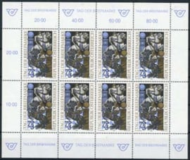 Oostenrijk, michel kb 2097, xx