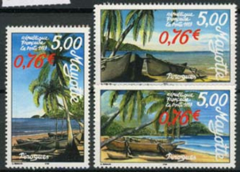 Mayotte, michel 72/74, xx