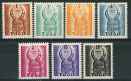 Togo, michel T 55/61, xx