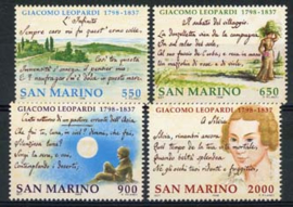 S.Marino, michel 1770/73, xx