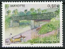 Mayotte, michel 166, xx