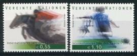 V.N.Wenen , michel 441/42 , xx