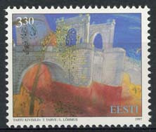 Estland, michel 310, xx