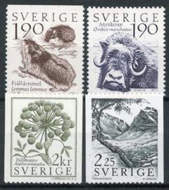 Zweden, michel 1272/75, xx