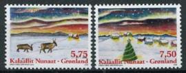 Groenland, michel 521/22, xx