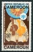 Cameroun, michel 902 , xx