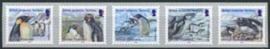 Br.Antarctic Terr., 654/58, xx