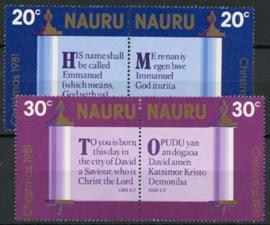 Nauru, michel 233/36, xx