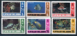 Cayman, michel 412/17, xx