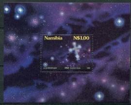 Namibie, michel blok 25 I , xx