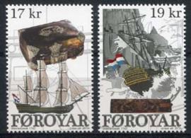 Faroer, michel 846/47, xx