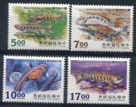 Taiwan, michel 2248/51, xx