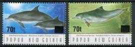 Papua N. Guinea, michel 1071/72, xx
