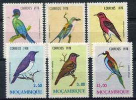 Mozambique, michel 648/53, xx